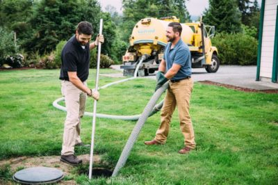 Spring Septic Service