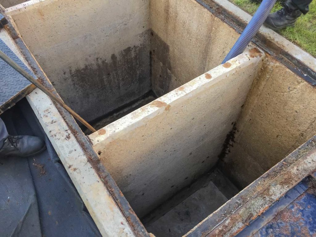 Spring Grease Trap Cleaning Services​
